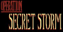 Operation Secret Storm – NES
