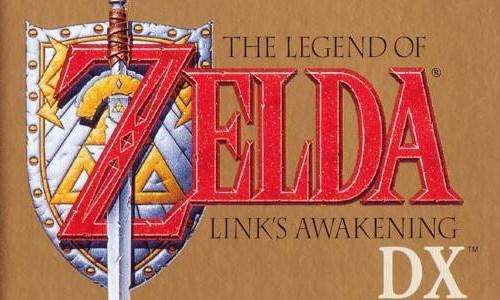 The Legend of Zelda: Link's Awakening DX – Game Boy Color