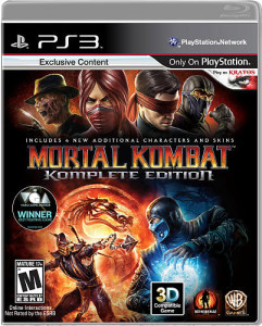 Mortal Kombat 2011 - Komplete Edition - PS3