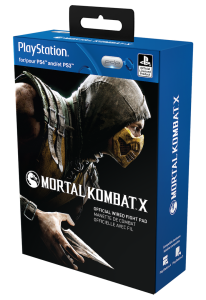 Official Mortal Kombat X (MKX) Wired Fight Pad