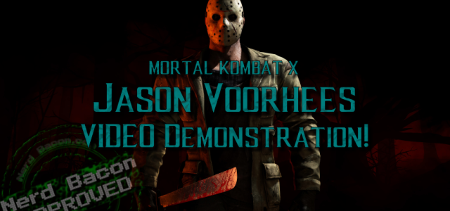 Jason Voorhees – MKX – VIDEO Demo!