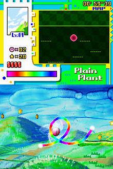 Kirby: Canvas Curse - DS