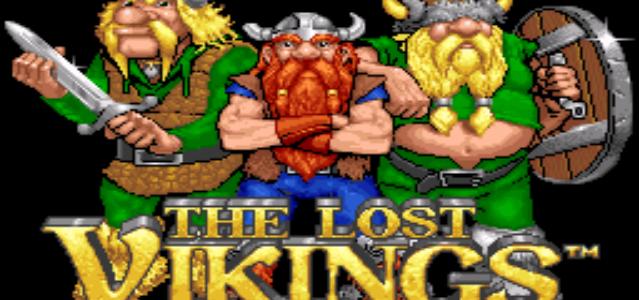 The Lost Vikings – SNES