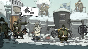 Valiant Hearts Gameplay