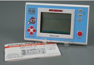 An example of the New Wide Screen Game n Watches.