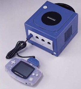 An example of one of the GBA's possible connections.