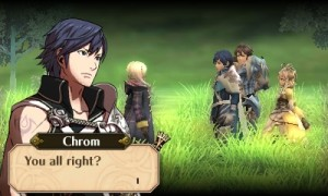 Robin meets Chrom and company.