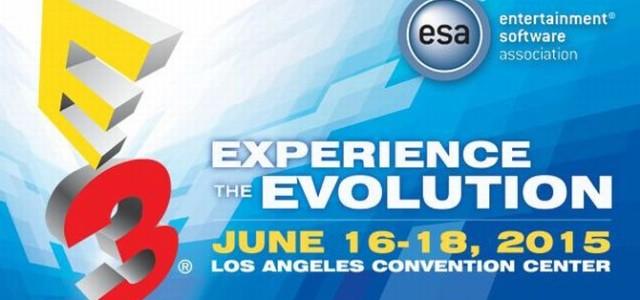 E3 2015 Coverage
