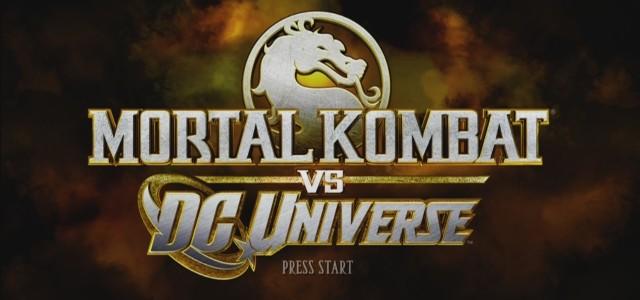 Mortal Kombat vs. DC Universe – 360