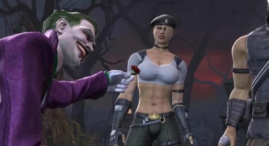Mortal Kombat vs DC Universe - 360