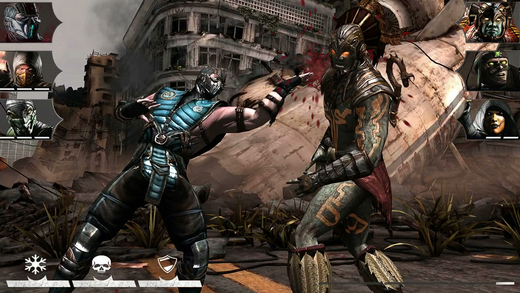 Mortal Kombat X Mobile - Android