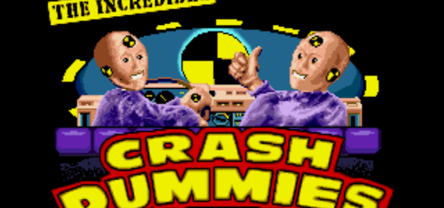 The Incredible Crash Dummies - Sega Genesis - Nerd Bacon Reviews