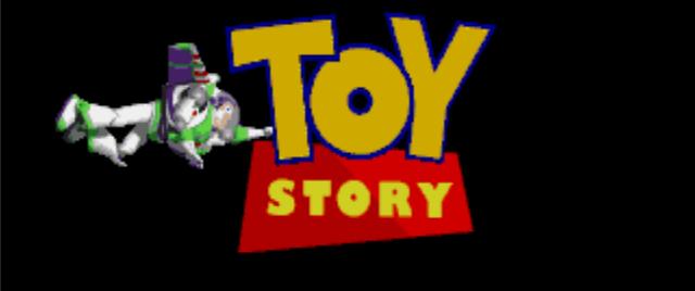 Toy Story – Sega Genesis