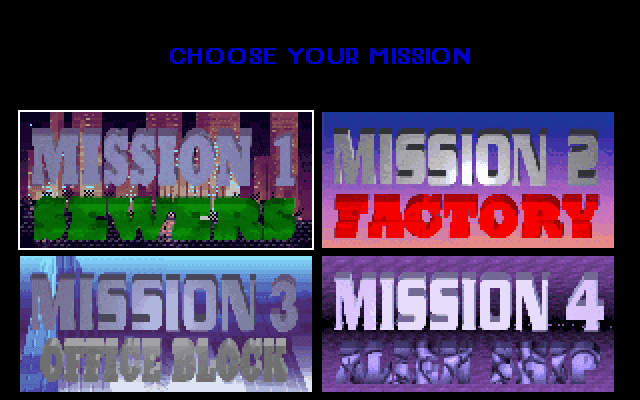 Beat all of these in record time to unlock the secret Mission 5: TREADCLIMBER.