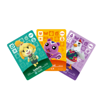 Animal Crossing Cards - Series 1