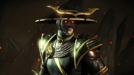 Dark Raiden