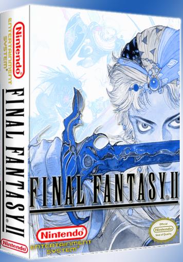 Final Fantasy II - NES