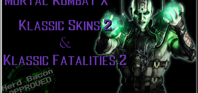 Mortal Kombat X – Klassic Costumes and Fatalities Part 2