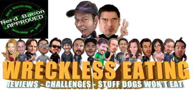 NerdBacon Interviews! – Matt Zion (Wreckless Eating/Zion Mainframe Gaming)