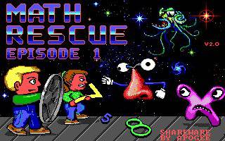 Math Rescue – PC