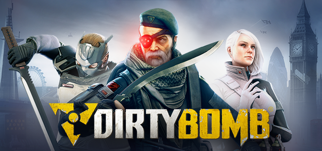 Dirty Bomb – PC