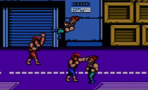 Double Dragon Ii Nintendo Entertainment System Nb Review