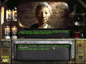 Fallout 2 dialogue