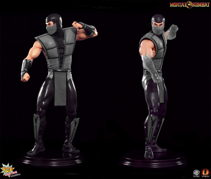 8 Phantom Characters From Mortal Kombat Nerd Bacon Reviews