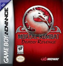 Mortal Kombat: Tournament Edition - GBA - Nerd Bacon Reviews