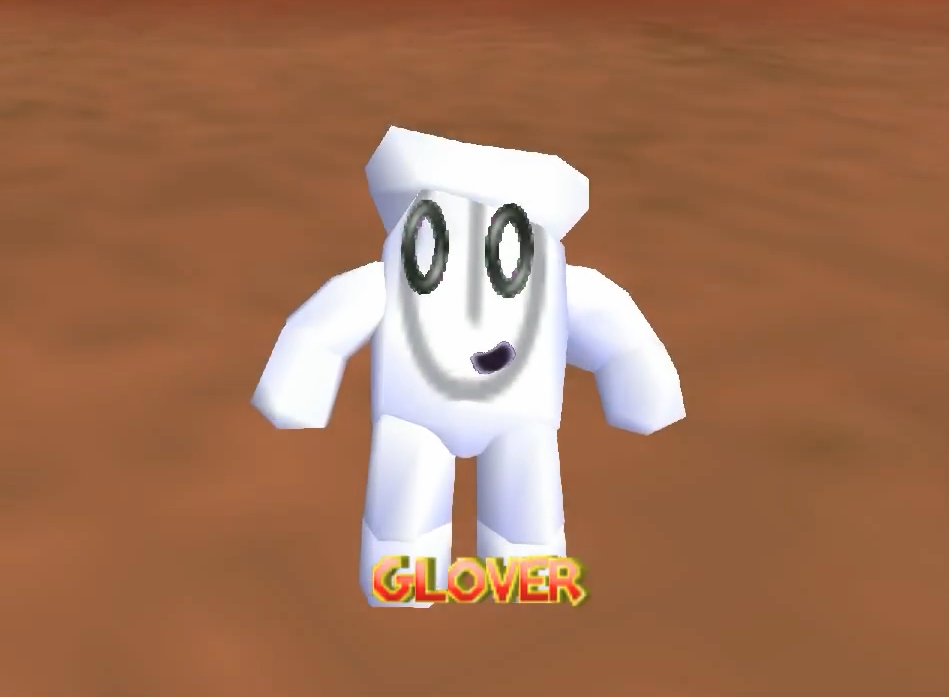 Glover - N64 - Nerd Bacon Reviews