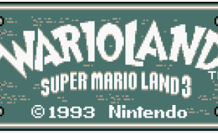 Wario Land: Super Mario Land 3 – Game Boy
