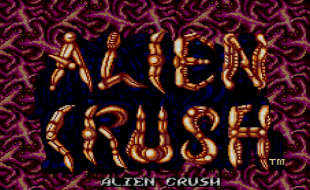 Alien Crush – TurboGrafx-16