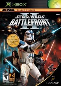 Battlefront II Box Art
