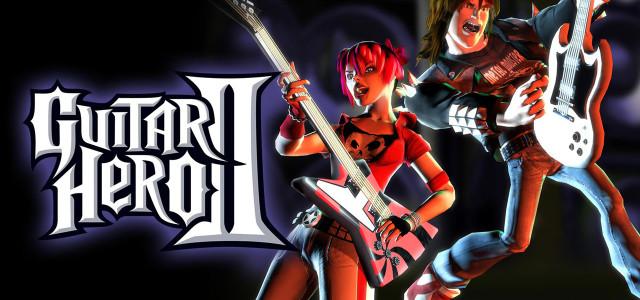 Guitar Hero II – PlayStation 2