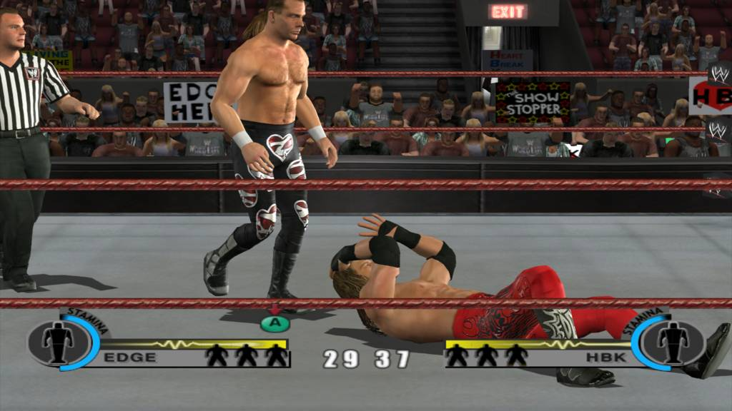 WWE Day of Reckoning 2 - GameCube - Nerd Bacon Reviews