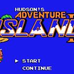 Adventure Island II – Nintendo Entertainment System (NES)