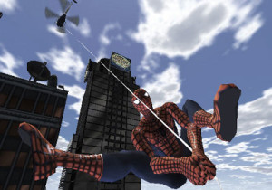 The day when you learn how to hitch a ride on a helicopter is the day that a Spider-Boy becomes a Spider-Man.