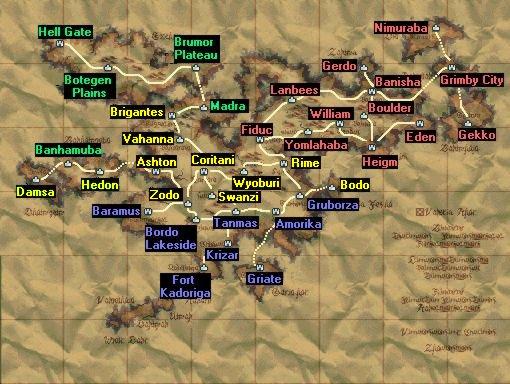 Tactics Ogre: Let Us Cling Together - PlayStation - NB Reviews