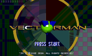 Vectorman – Sega Genesis