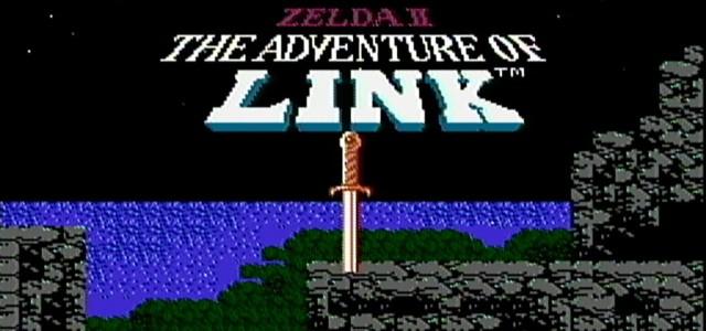 Zelda II: The Adventure of Link – NES