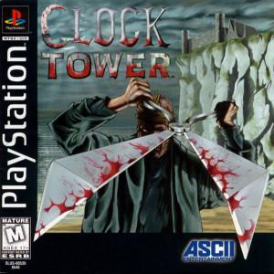 Clock Tower [U] [SLUS-00539]-front