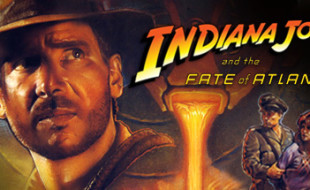 Indiana Jones and the Fate of Atlantis – PC