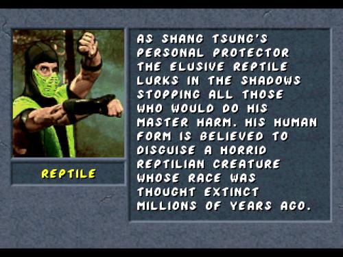 Mortal Kombat II - 32X