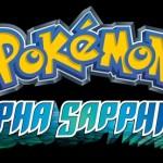 Pokemon Alpha Sapphire – 3DS