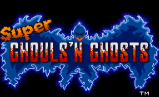 Super Ghouls 'n Ghosts – Super Nintendo