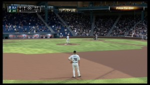 View from a Shortstop in RTTS mode.