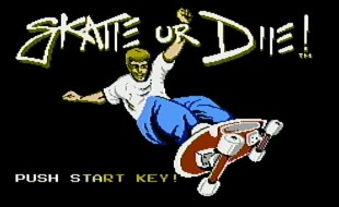 Skate or Die! – Nintendo Entertainment System (NES)
