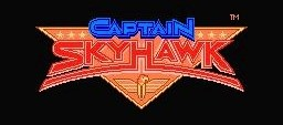 Captain Skyhawk – Nintendo Entertainment System (NES)