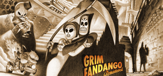 Grim Fandango Remastered – PC