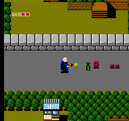 56965-fester-s-quest-nes-screenshot-uncle-fester-shoots-up-enemies